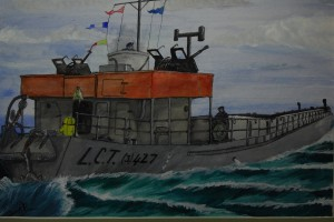Copy of LCT427 painting R Hobson